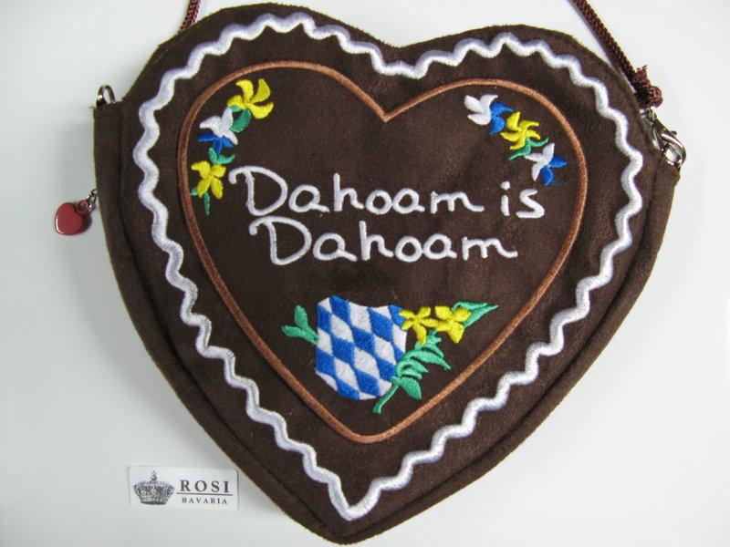 Dahoam Is Dahoam Logo